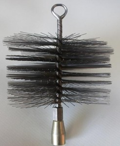 Wire Chimney Brushes Safety